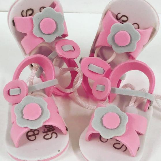 Baby shower Mini Sandals