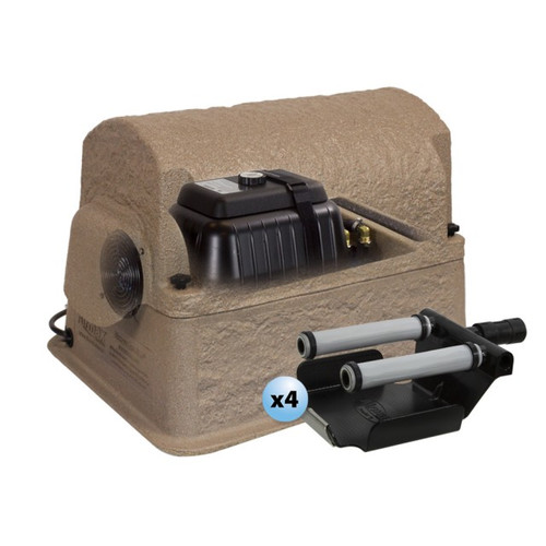 Airmax SW40 Shallow Water Series Aeration System - up to 1/2 Acre