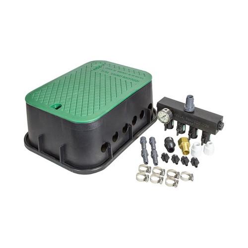Airmax Remote Manifold Kit - 3 Ports