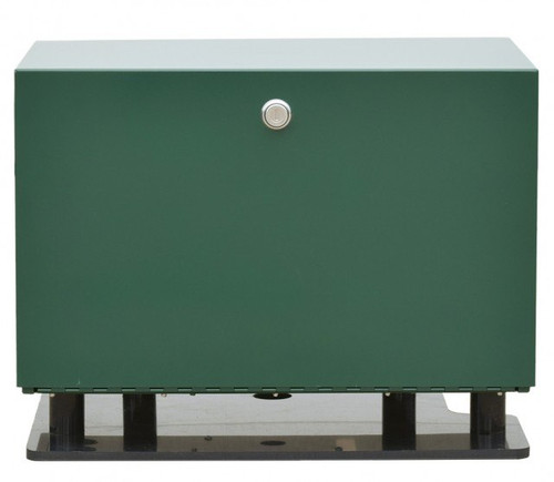 Ground Mounted Lockable Steel Cabinet - SC18