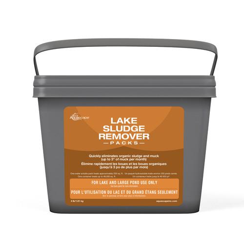 Lake Management - Water Treatments - Muck Treatment - Underwater