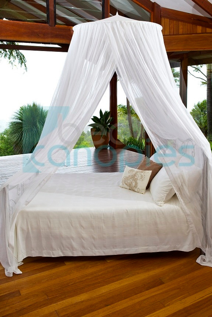 Bed Curtains. Cotton. Queen/King/California King/Daybed