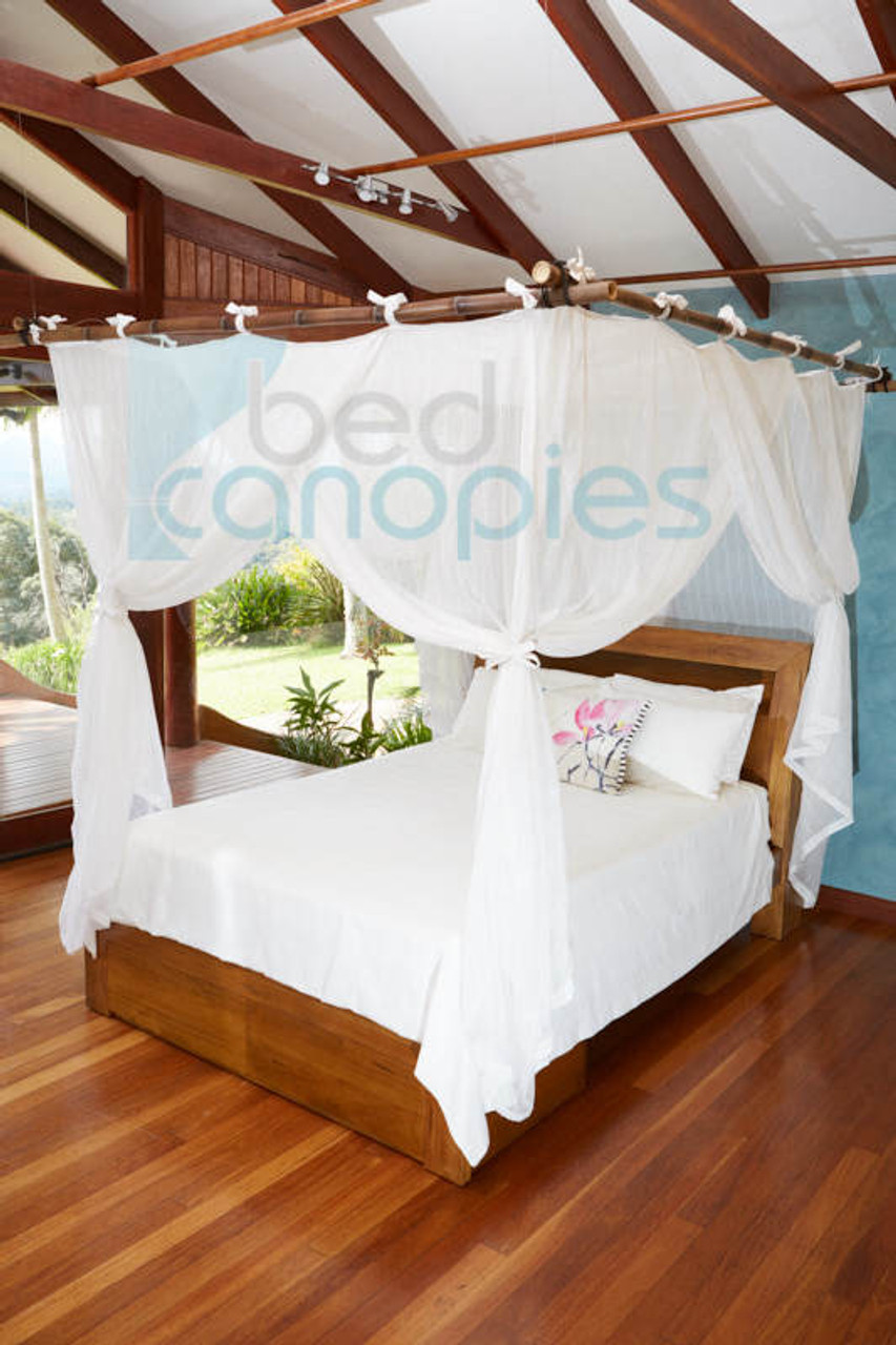 Canopy Bed Curtain Queen Canopy Curtains