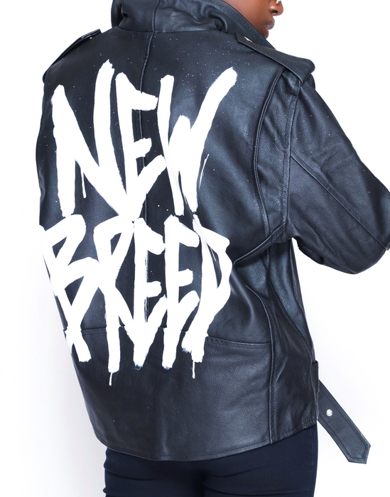 NEW BREED ORIGINAL MOTO JACKET [UNISEX]