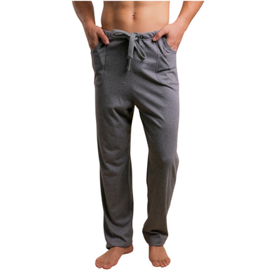 These cotton pajama pants for men are perfect for allergies, eczema and more.