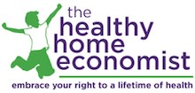 healthy home economist