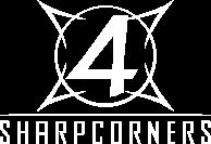 4 Sharp Corners