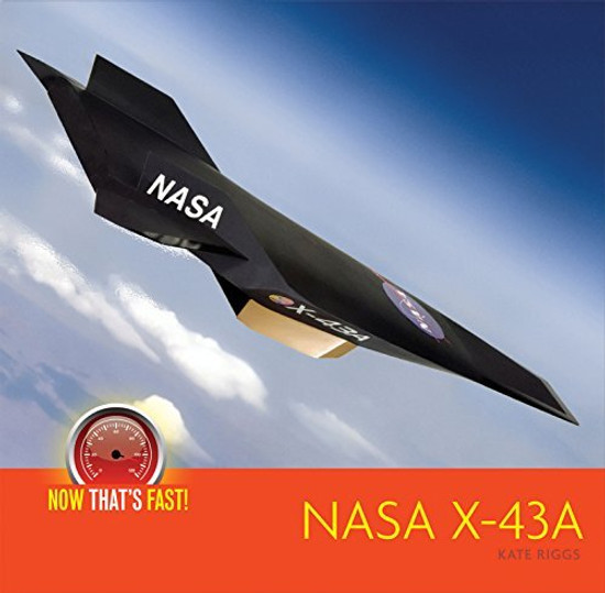 NASA X-43 a Unmanned Aircraft