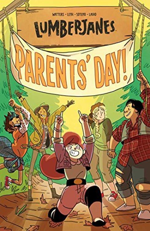 Lumberjanes: Parents' Day
