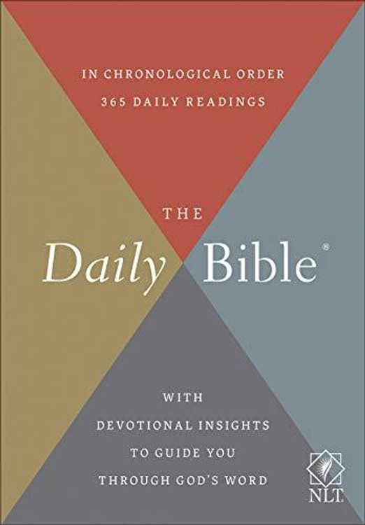 Holy Bible: The Daily Bible Nlt