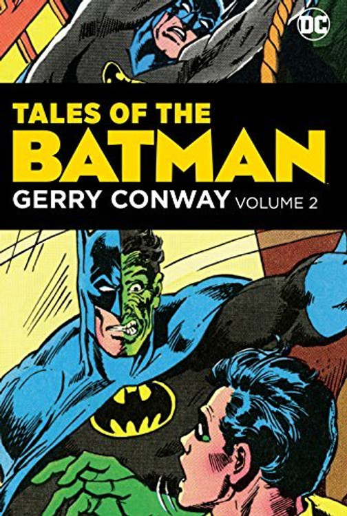 Tales of the Batman Gerry Conway 2