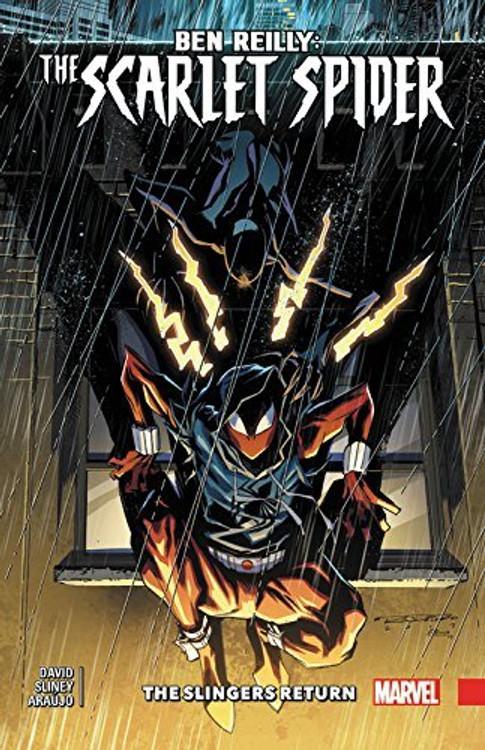 Ben Reilly - Scarlet Spider 3: Slingers Return