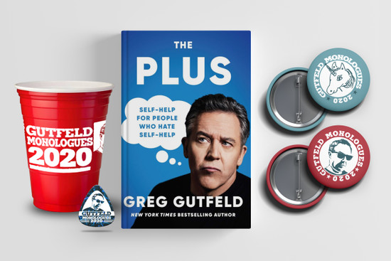 The Plus: Self-Help for People Who Hate Self-Help (Pre-Order Super Fan Bundle)