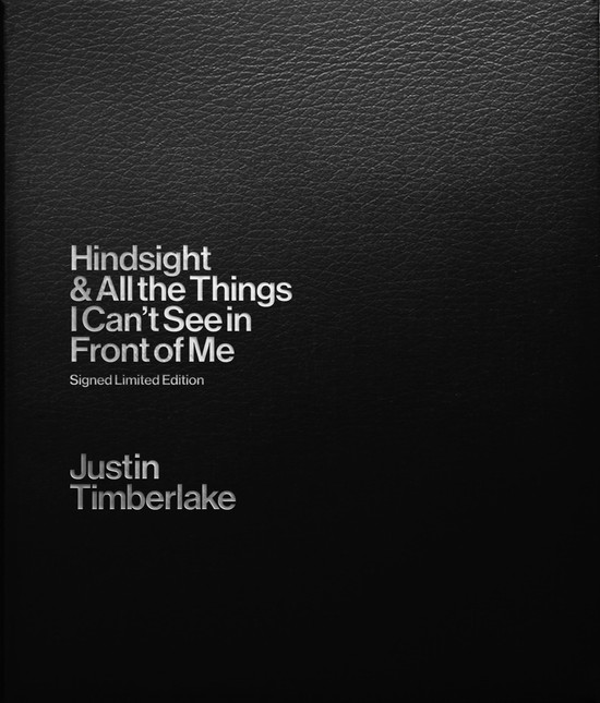 Hindsight: & All the Things I Can't See in Front of Me - Signed & Numbered Limited Edition (1-500) Presented in Deluxe Leather Case