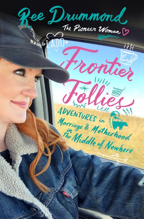 Frontier Follies  (Virtual Event Ticket + Book)