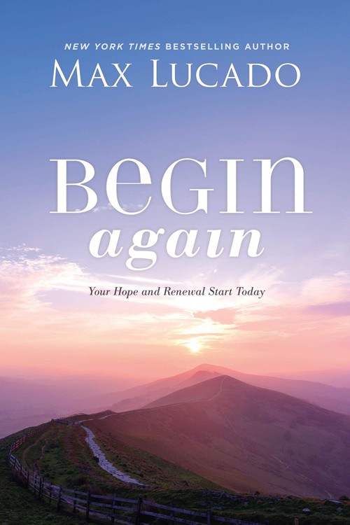 Begin Again (Virtual Event Ticket + Book)