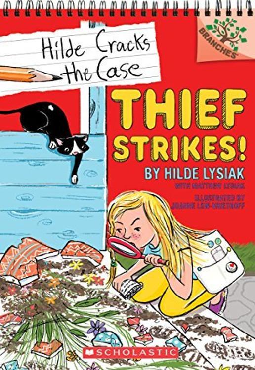 Thief Strikes!: A Branches Book