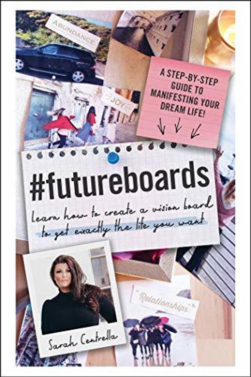 #futureboards: Learn How to Create a Vision Board to Get Exactly the Life You Want