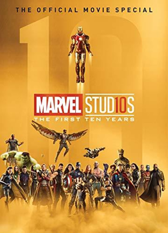 10 Years of Marvel Studios Special