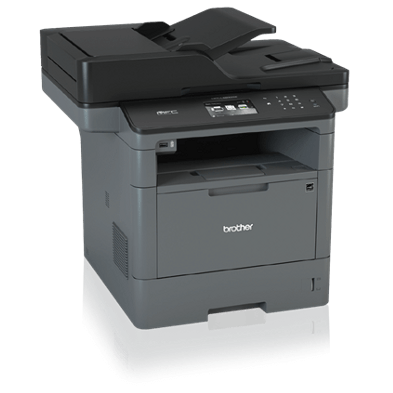 Refurbished Brother MFC-L5800DW Laser All-in-One Printer with Duplex Printing and Wireless Networking