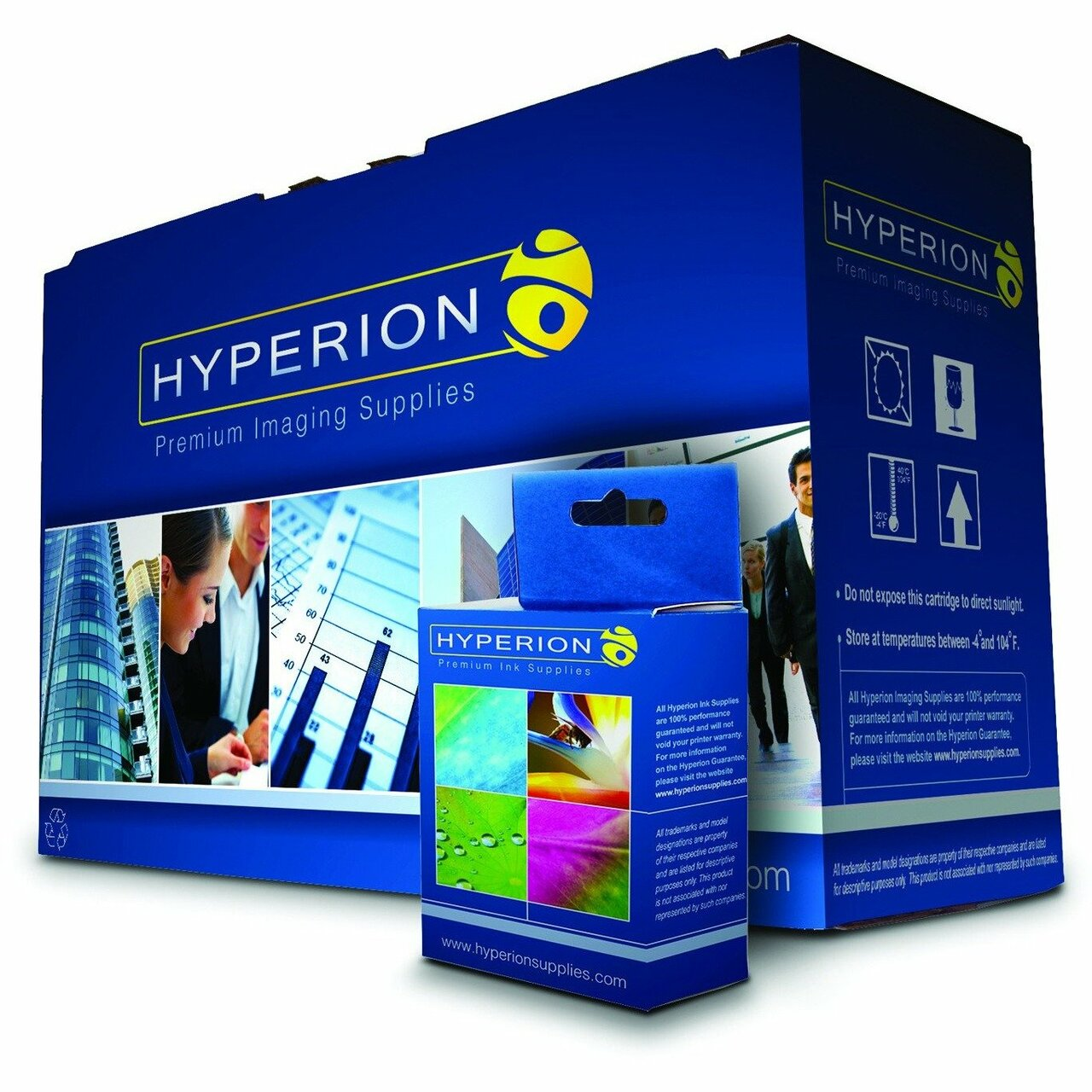 Hyperion Compatible T650H21A Print Cartridge