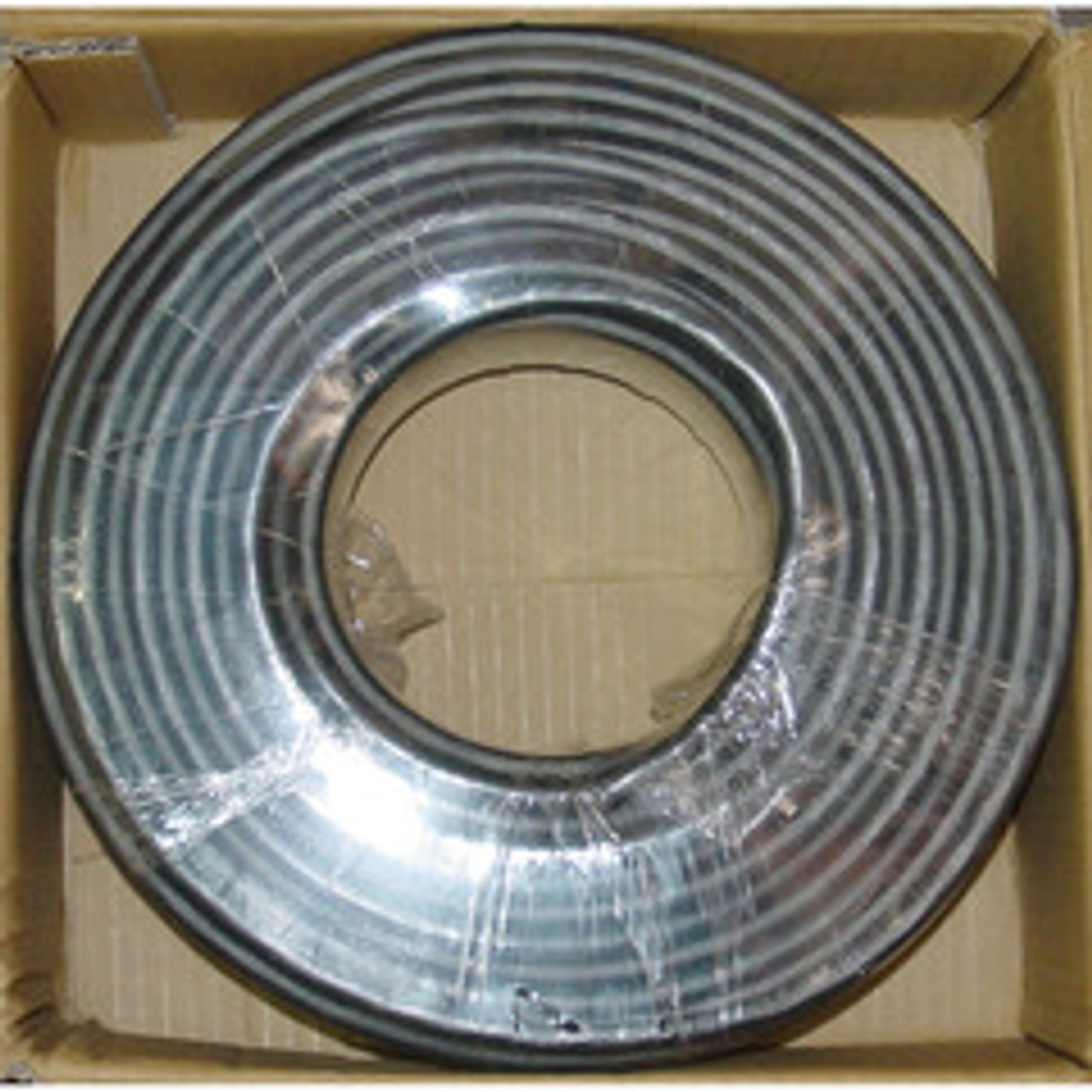 SVGA Bulk Cable, Black, Coaxial Construction, Double Shielded, Roll, 100 meter
