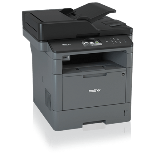 Refurbished Brother MFC-L5700DW Laser All-in-One Printer with Duplex Printing and Wireless Networking