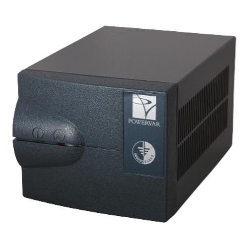 Powervar  Power Conditioner Ground Guard ABCG100-11 - 1.0 Amp Output with 2 Outlets