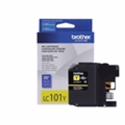Brother LC101Y Ink OEM