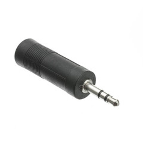 1/4 inch Stereo Female to 3.5mm Stereo Male Adapter