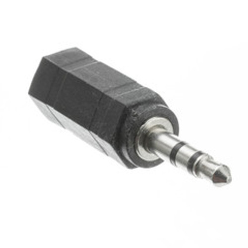 2.5mm Stereo Female to 3.5mm Stereo Male Adapter