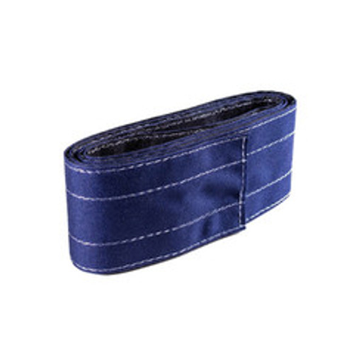 SafCord Carpet Cord Cover, 3 inch wide x 12 feet long(Case of 6), Navy Blue