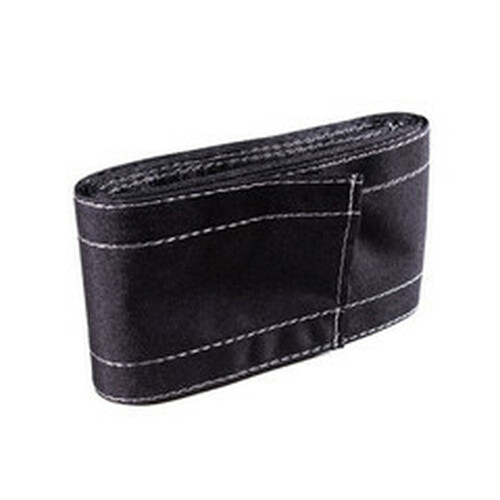 SafCord Carpet Cord Cover, 3 inch wide x 30 feet long(Case of 4), Black