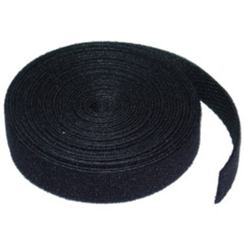 Hook and Loop Cable Tie Roll, 3/4 inch x 5 yards