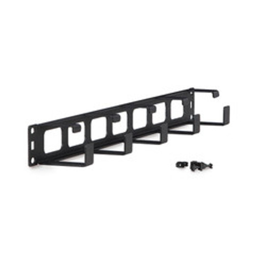 Rackmount 5X D Ring Cable Manager, 2U