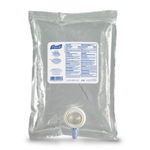 Case of 8 - Purell Advanced Instant Hand Sanitizer NXT Refill, 1000mL