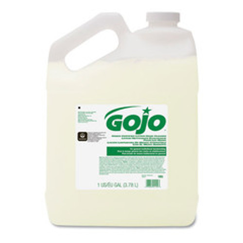 GOJO Green Certified Lotion Hand Cleaner, 1 Gallon Bottle, Floral Scent