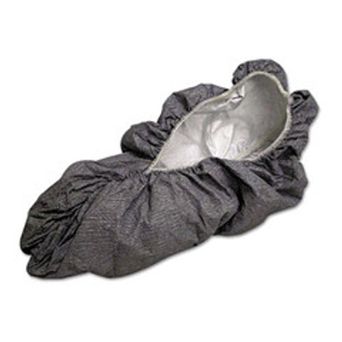 DuPont Tyvek Shoe Covers, Gray, One Size Fits All, 200/Carton