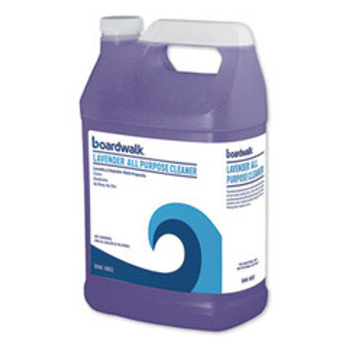 Boardwalk All Purpose Cleaner, Lavender Scent, 1 gal Bottle