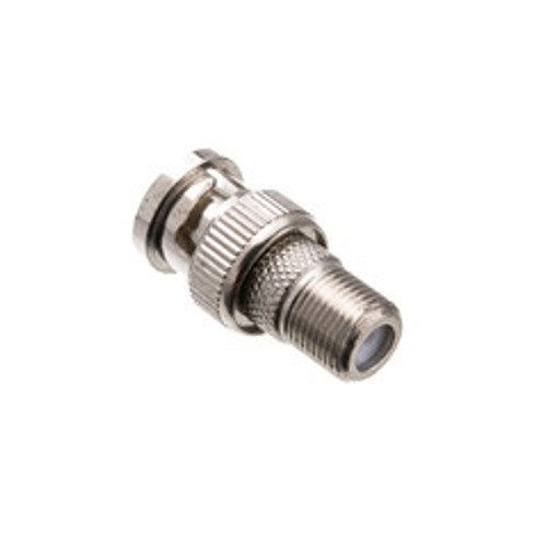 F-pin Female to BNC Male Adapter