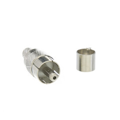 RCA Coaxial Crimp Plug for RG59 Cable