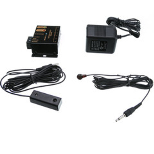 IR Extender Kit with Connecting Block Receiver
