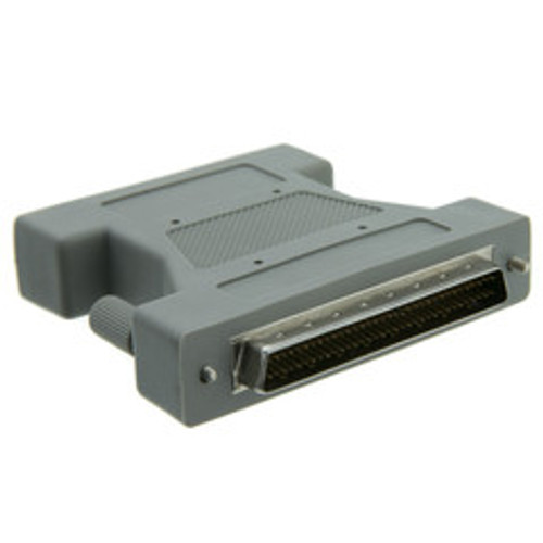 External SCSI Adapter, HPDB68 (Half Pitch DB68) Male to HPDB50 (Half Pitch DB50) Female
