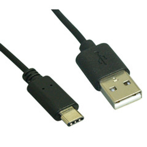 USB 2.0 Type A Male to Type C Male - 480mb - 3ft
