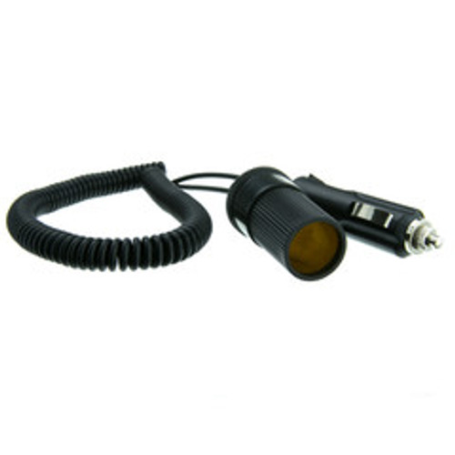 12v DC Cigarette Lighter Power Extension Cable for Cars, Boats, and RVs, 6 foot