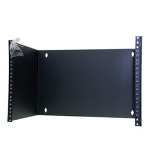 Rackmount Patch Panel Hinged Wall Bracket, 7U, 12.5 (H) x 19 (W) x 12 (D) inches