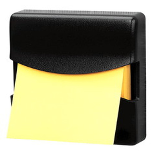 Fellowes Partition Additions Note Dispenser, For 3x3