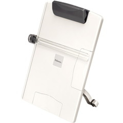 Desktop Copyholder, 9-3/8 x 8 x 12-3/4 inches, Platinum/Graphite
