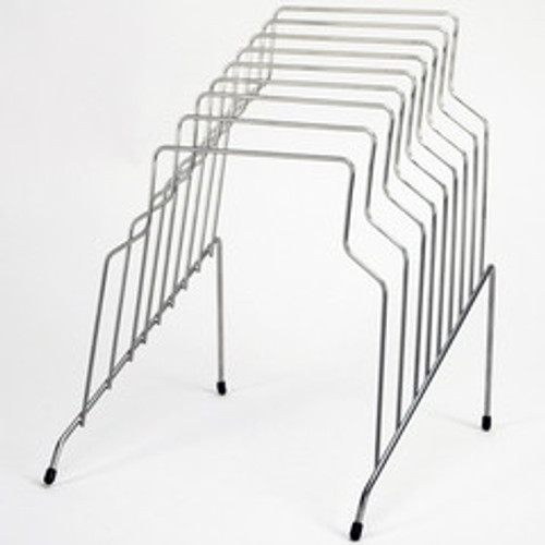 Fellowes Step File, 8 Sections,Wire, 10.12