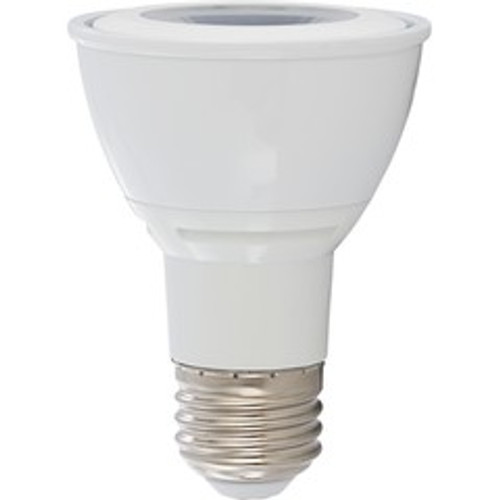 Verbatim, LED Light Bulb, PAR20, High CRI Warm White 7W, 3000K, P20-L470-C30-B25-90-W